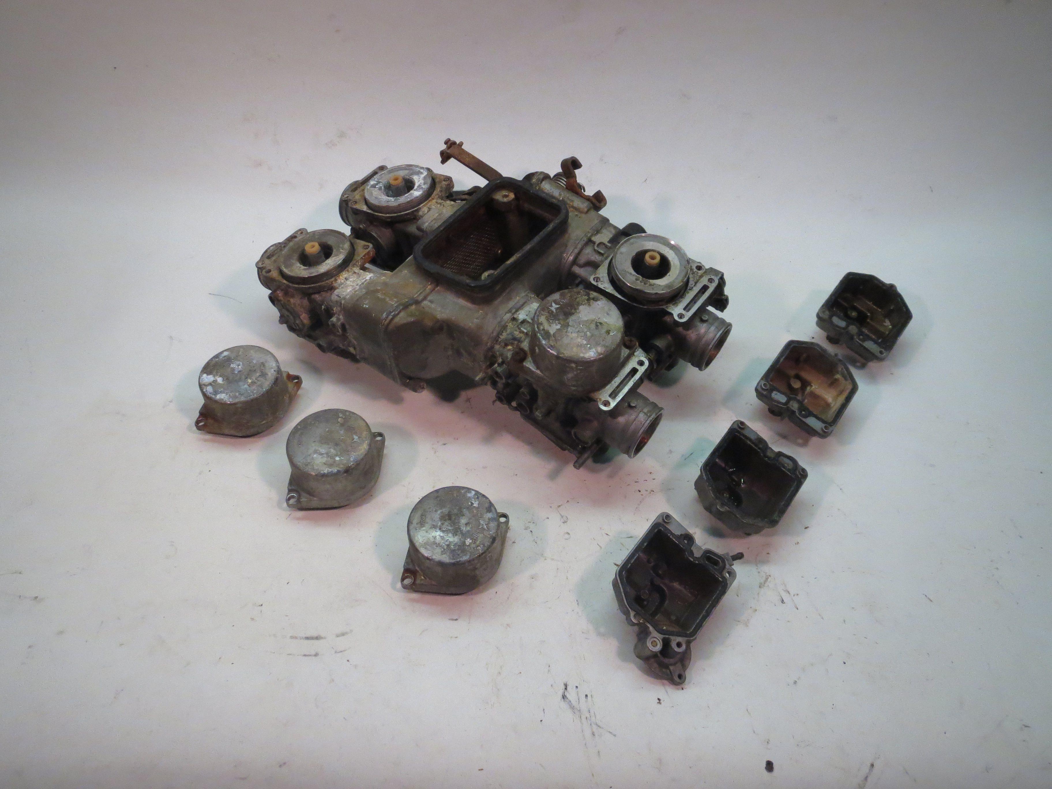 Honda GL1100 Goldwing Parts Carburetors Carbs 82 - 83