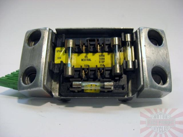 hond fuse box shadow 500 vt500c vt 500 83 84 ascot vt500ft rh ricepaddy com
