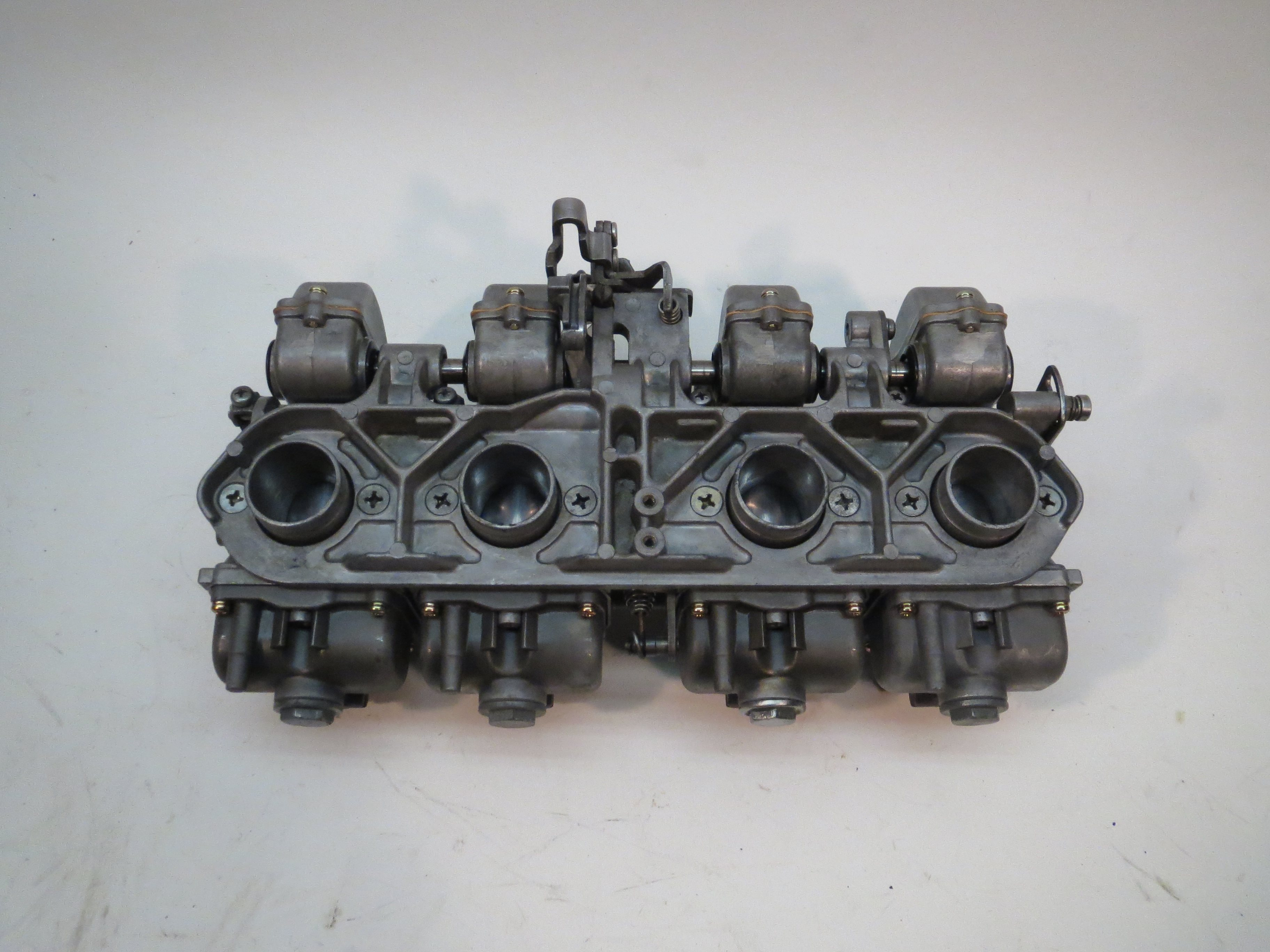 Mikuni 29mm Smoothbore Z1 KZ900 race carbs carburetors REBUILT