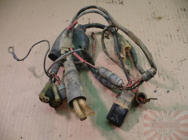 Four Wheeler Wiring Harness Manufacturers : Wire harness yamaha yfm moto wheeler