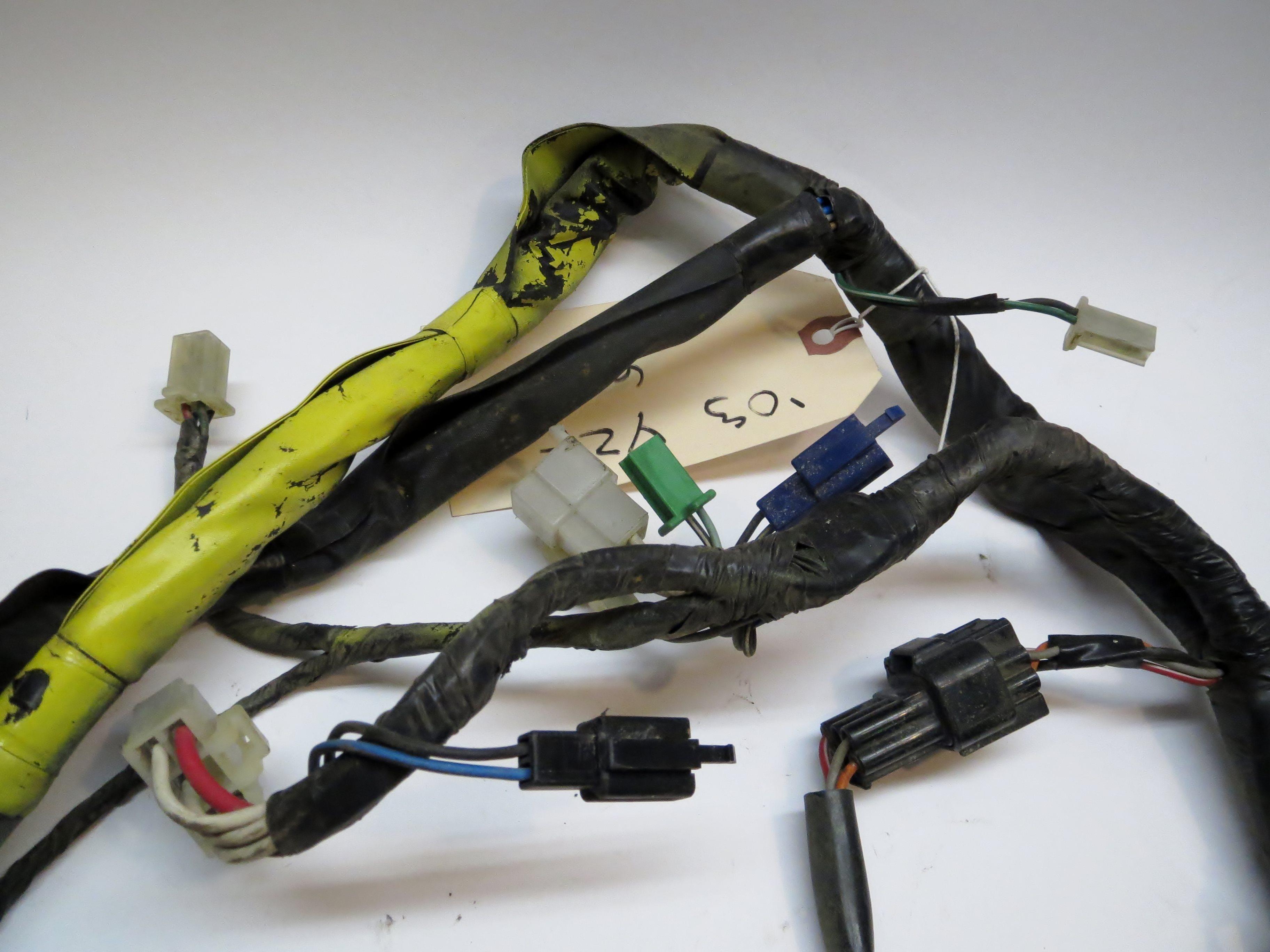 Wiring Harness Yamaha Yzf600r 1997
