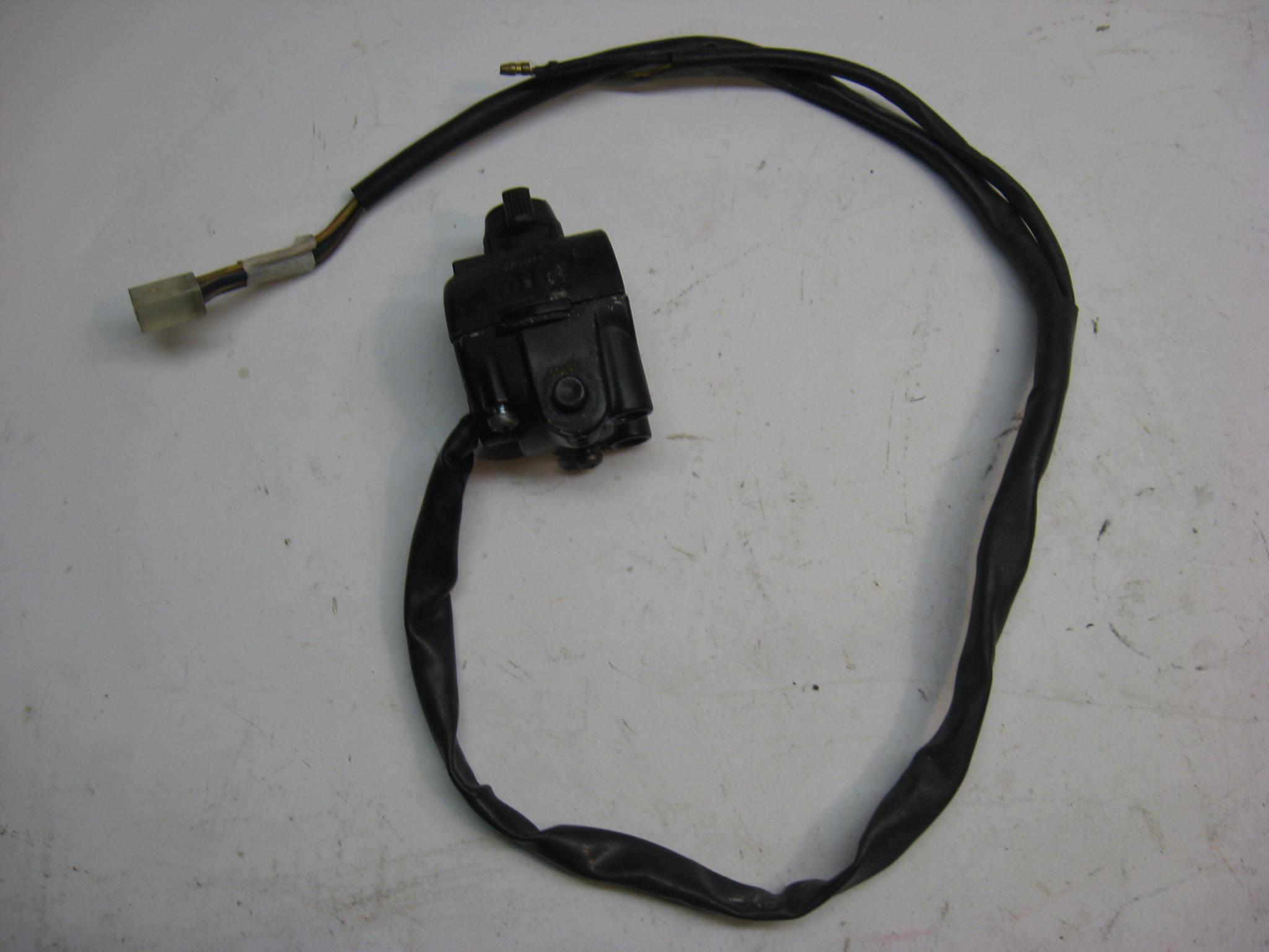 Hsr Switch R K Kz550c 1981