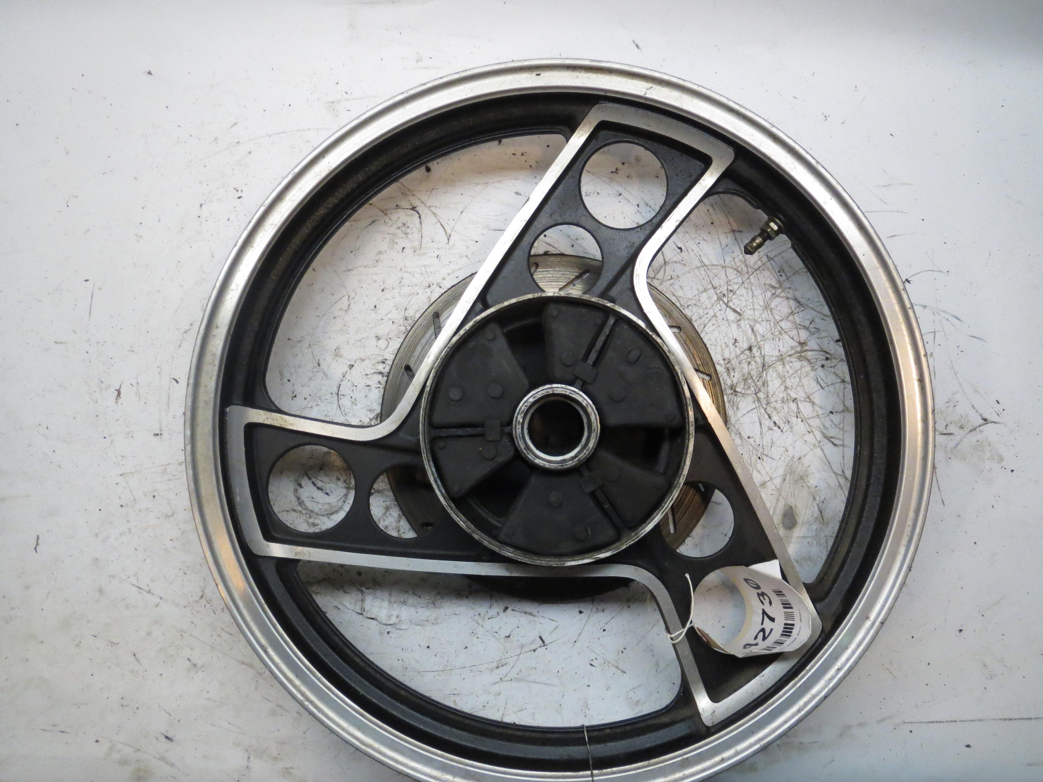 1984-85 Yamaha RZ350 Rear Wheel