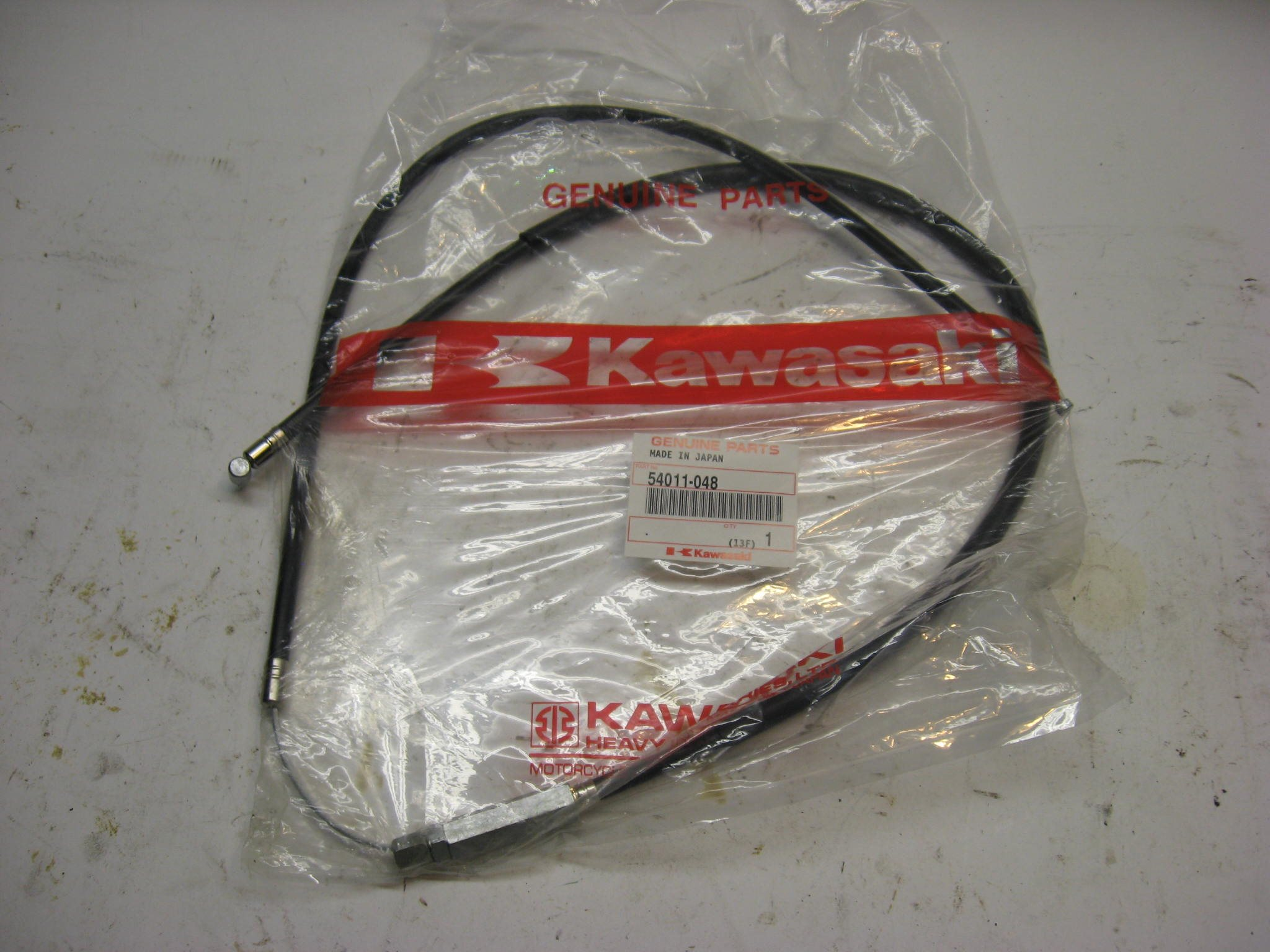Clutch Cable KZ1000 1977-1980