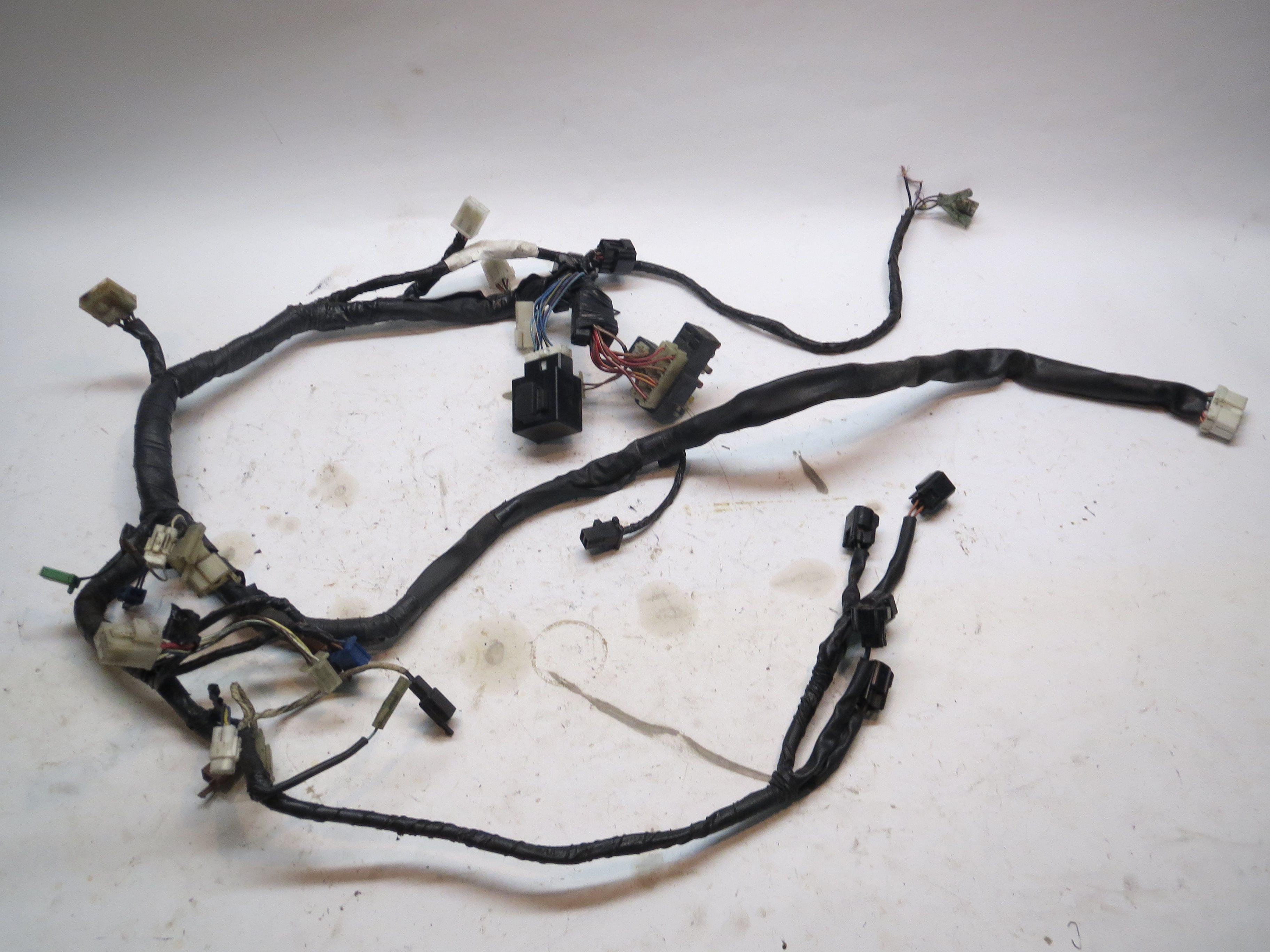 EH Harness Main Y YZF R6 2000 on