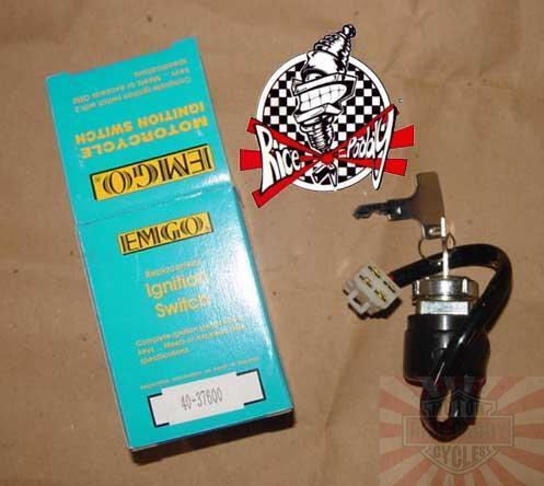 Honda CB750 CB750K CB550 CB350 CB450 Ignition Switch