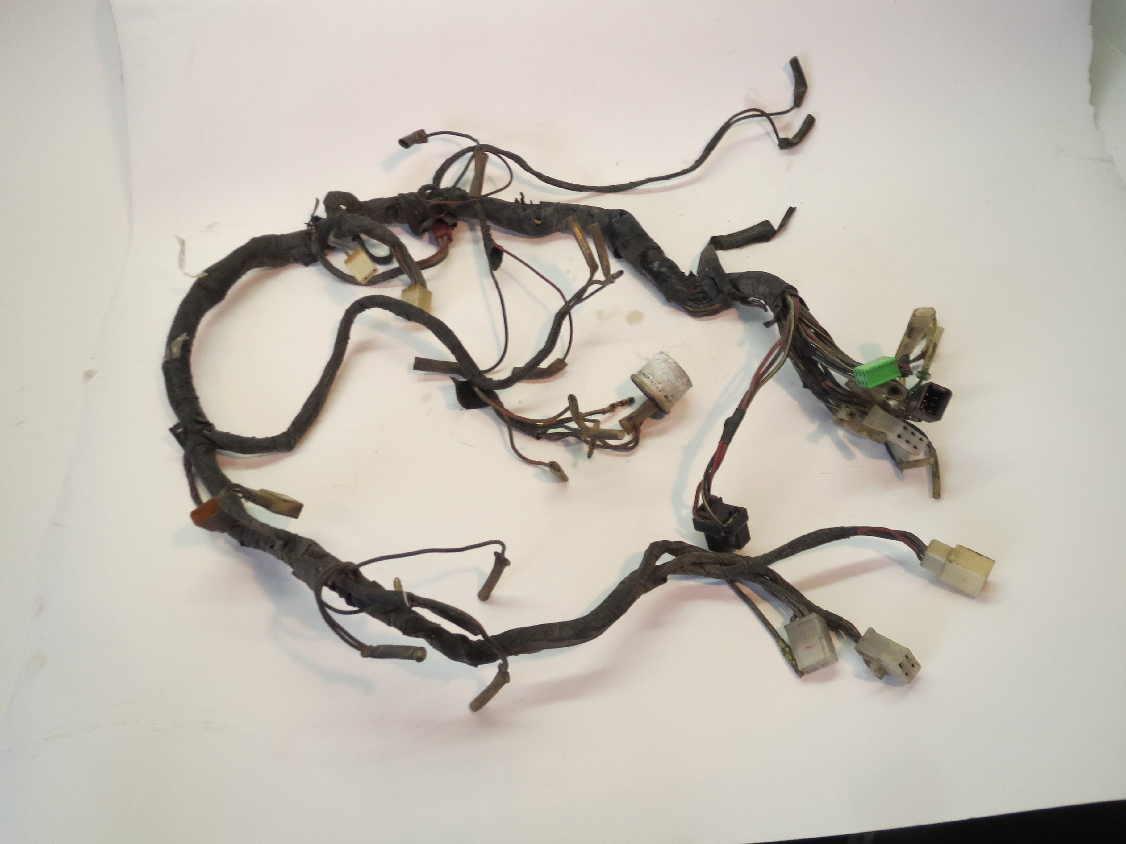 1978 Kawasaki Kz650 Wiring Harness 34 Diagram Images Wire 1977 650 64269 Csr Main 81 83 At Cita