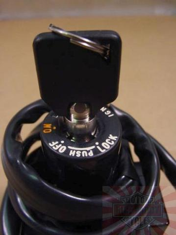 Honda Cbr600f2 Cbr600f3 Cbr600 F2 F3 Round Key Ignition