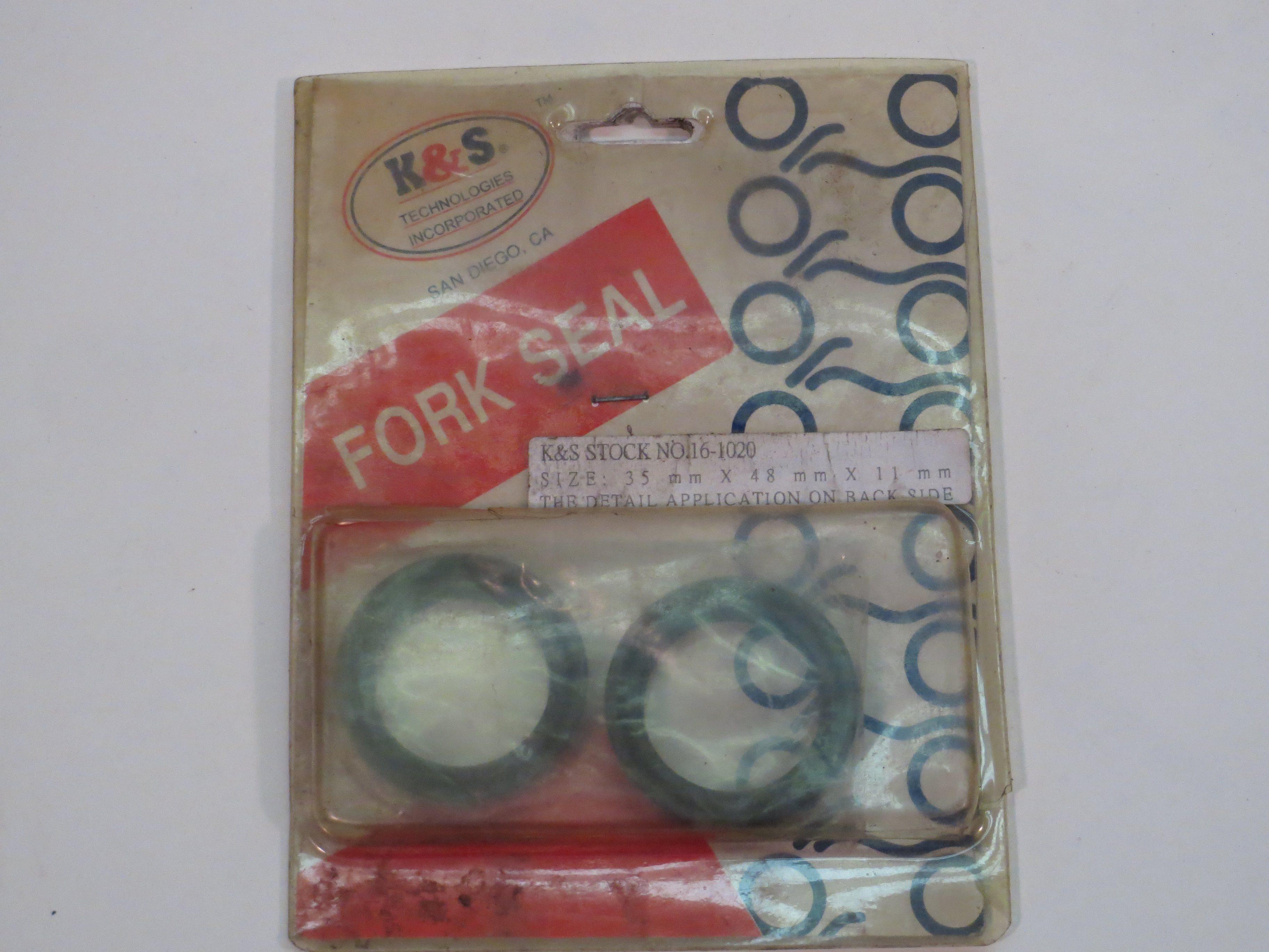 0000 Aftermarket Fork Seal Kit CBX KZ 550 GT550 RZ350 + More!