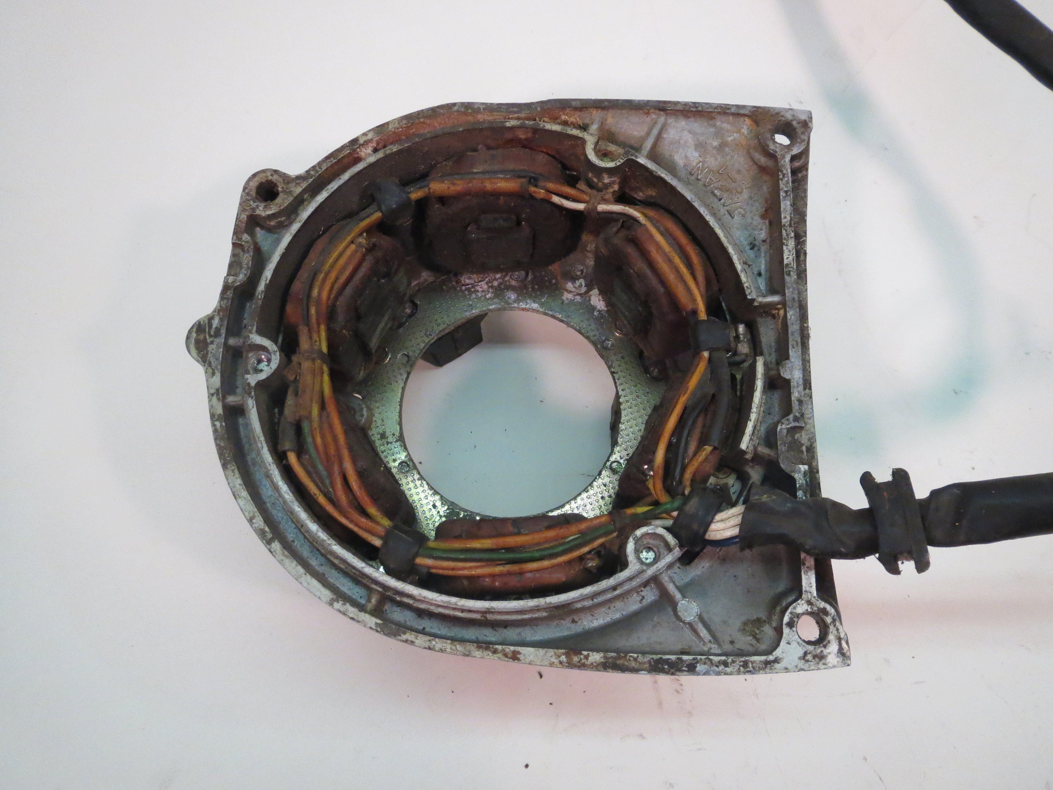 Kawasaki H2 750 Triple Charging Rotor and Stator 72 - 75
