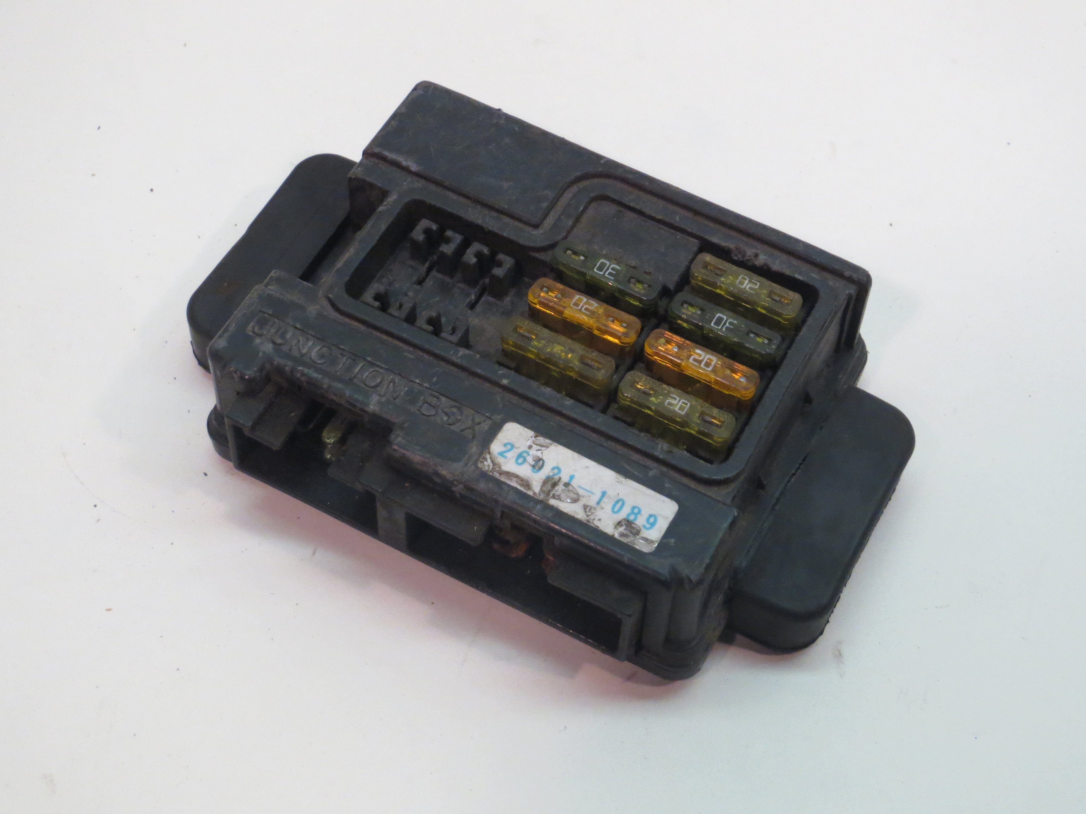 Kawasaki Junction Fuse Box EN500 EX250 EX500 VN800 VN1500 ZX600 ZX1100  ZX1200 99 - 09