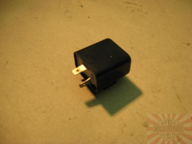 Turn Signal Flasher >> NEW Turn Signal Flasher Relay Kawasaki EX250 VN1500