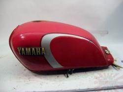 gas tank fuel yamaha xj550r seca 550 81 82. Black Bedroom Furniture Sets. Home Design Ideas